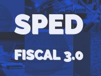 SPED FISCAL – 3.0 – 2019 – COMENTADO – V.12